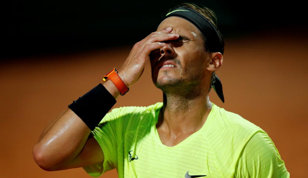 Rafael Nadal Rome 2020