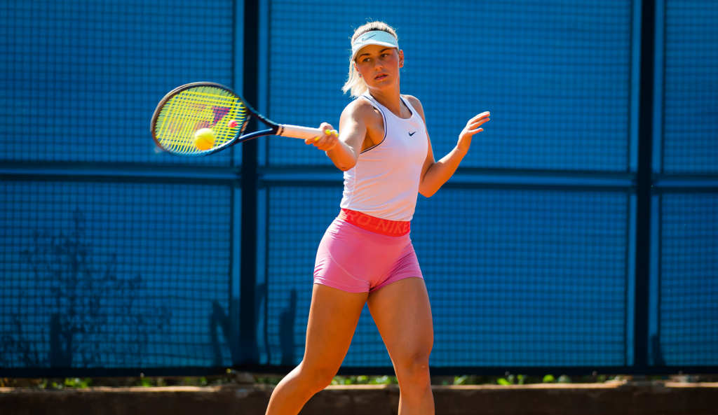 Marta Kostyuk - Prague 2020