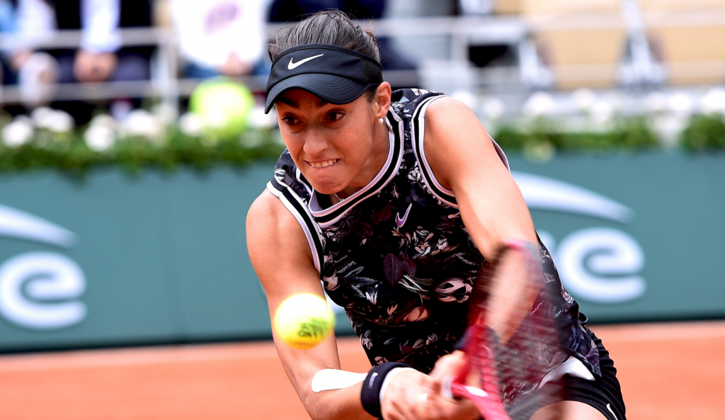 Caroline Garcia - Roland-Garros 2019