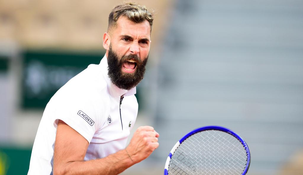 Benoît Paire - Roland-Garros 2020