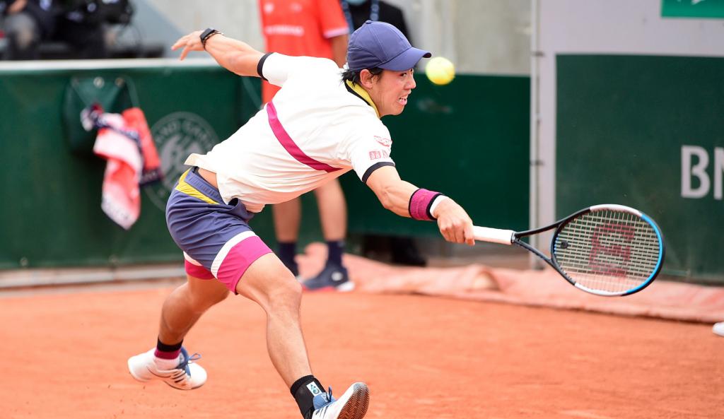 Kei Nishikori - Roland-Garros 2020