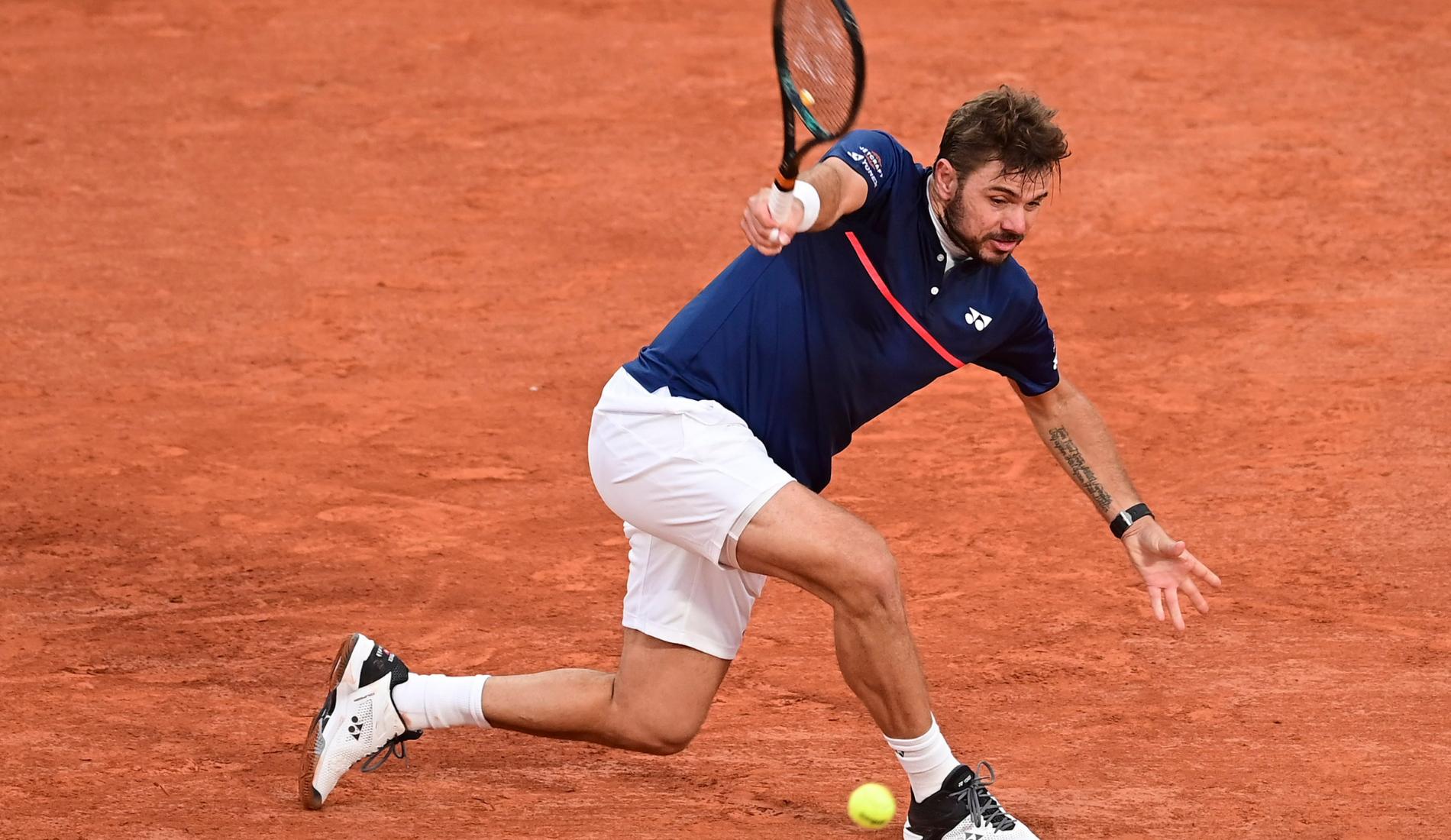 Stan Wawrinka - Roland-Garros 2020