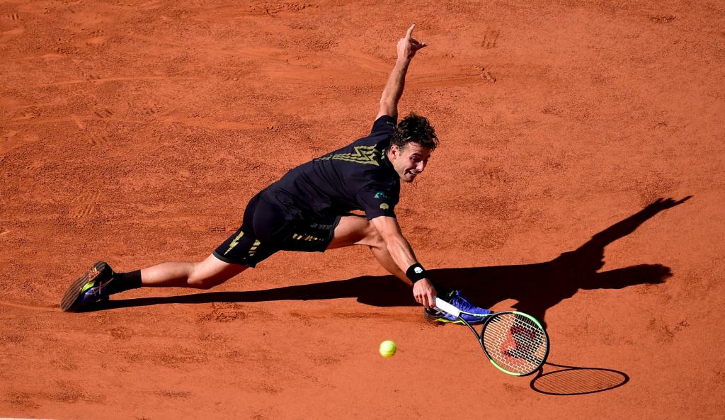Juan Ignacio Londero - Roland-Garros 2019