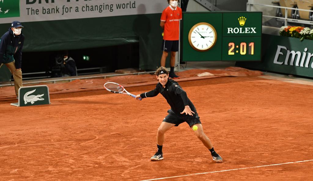 Dominic Thiem - Roland-Garros 2020