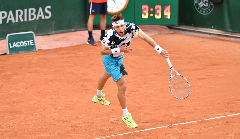 Corentin Moutet - Roland-Garros 2020