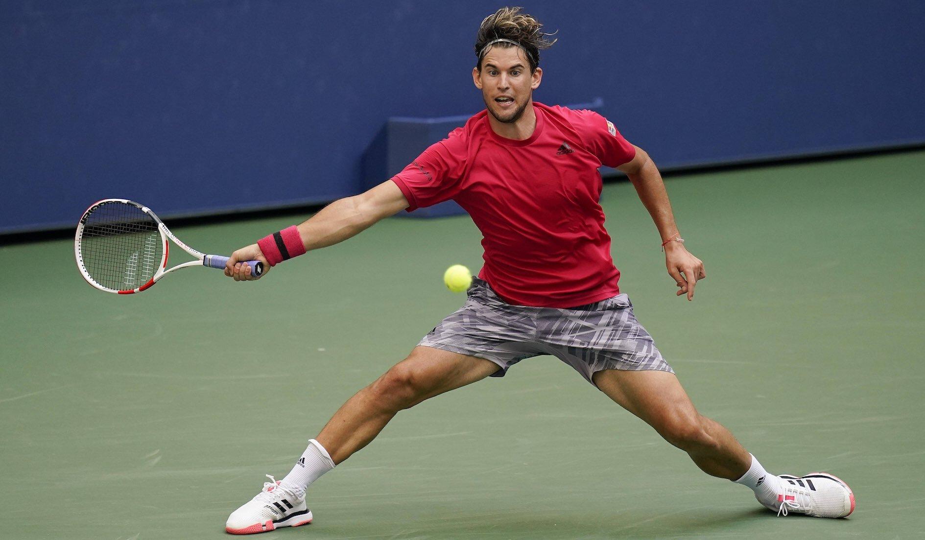 Dominic Thiem, US Open 2020