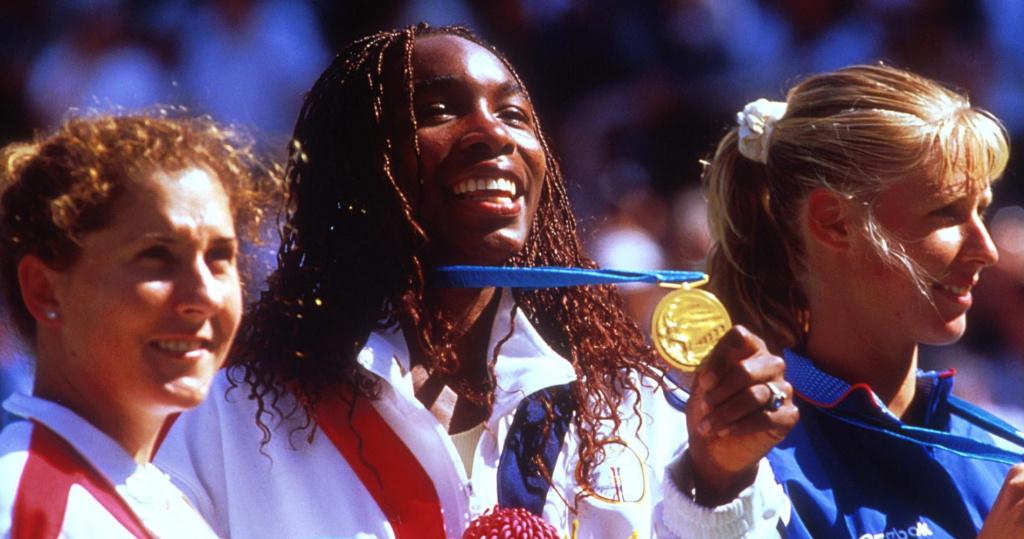 Venus Williams, 2000 Sydney Olympics
