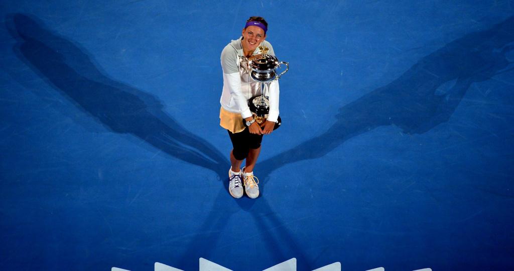 Victoria Azarenka, 2013 Australian Open champion
