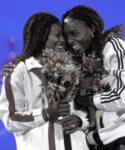 On this day 09/28, Venus & Serena Williams, 2000 Sydney Olympics