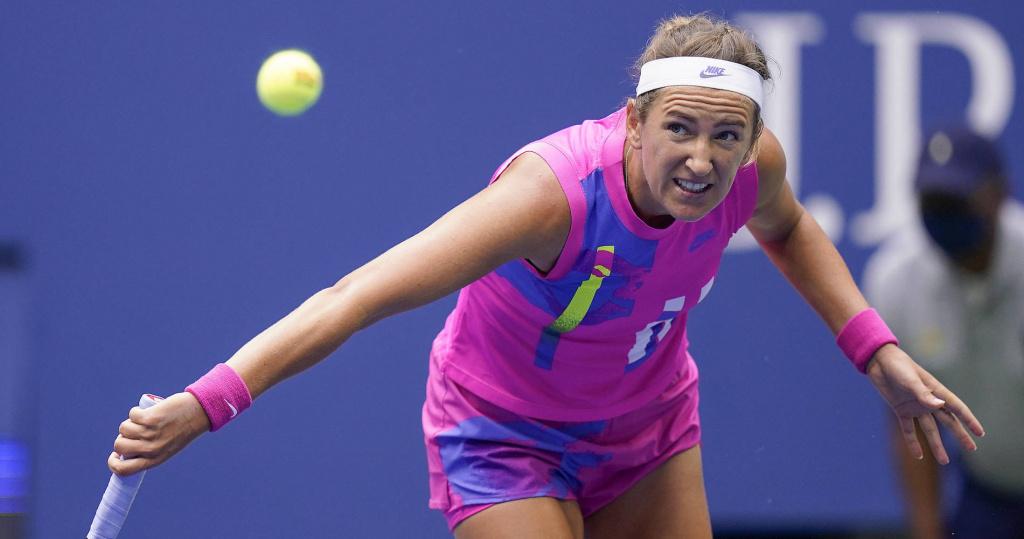 Victoria Azarenka, 2020 US Open Final