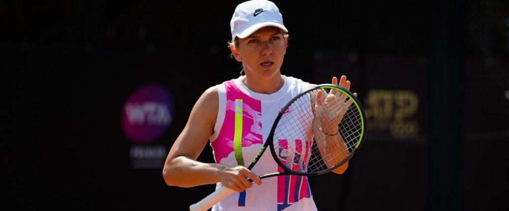 WTA - Rome : Halep