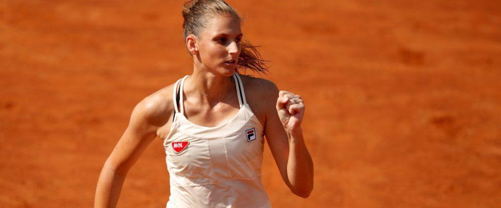 WTA - Rome : Pliskova