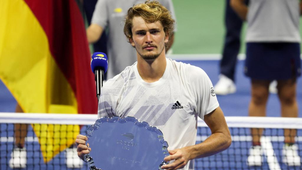 Alexander Zverev - USO runner-up