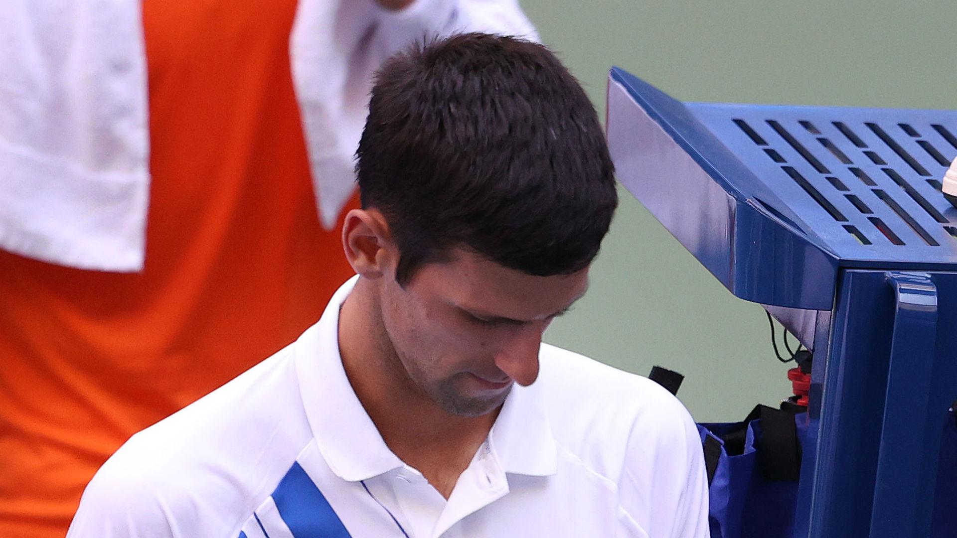 Novak Djokovic, US Open 2020
