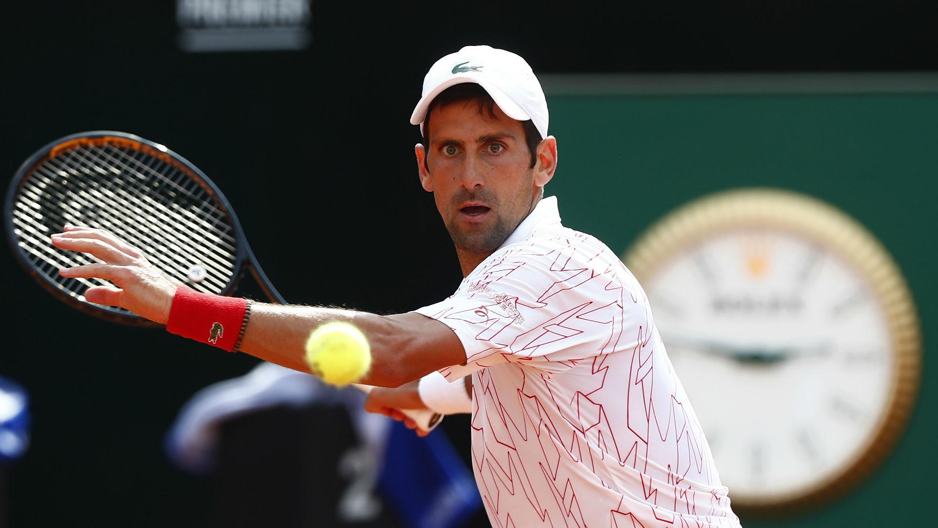 NovakDjokovic - Rome