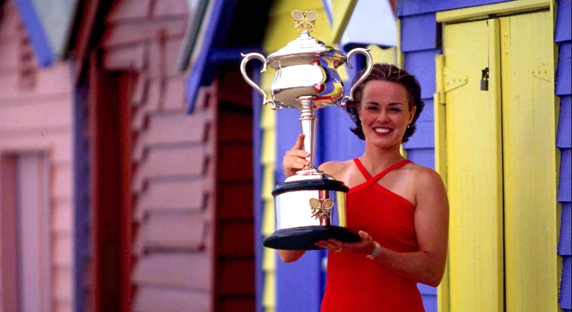 Hingis Open Australie 1999