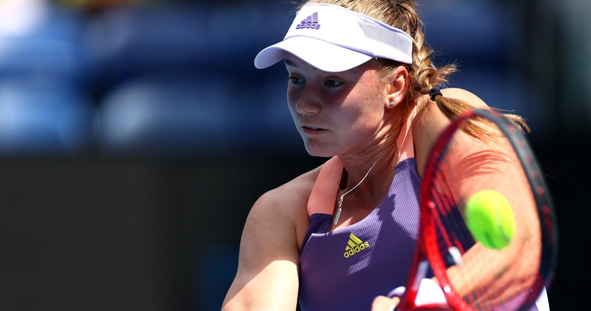 Elena Rybakina, Australian Open 2020