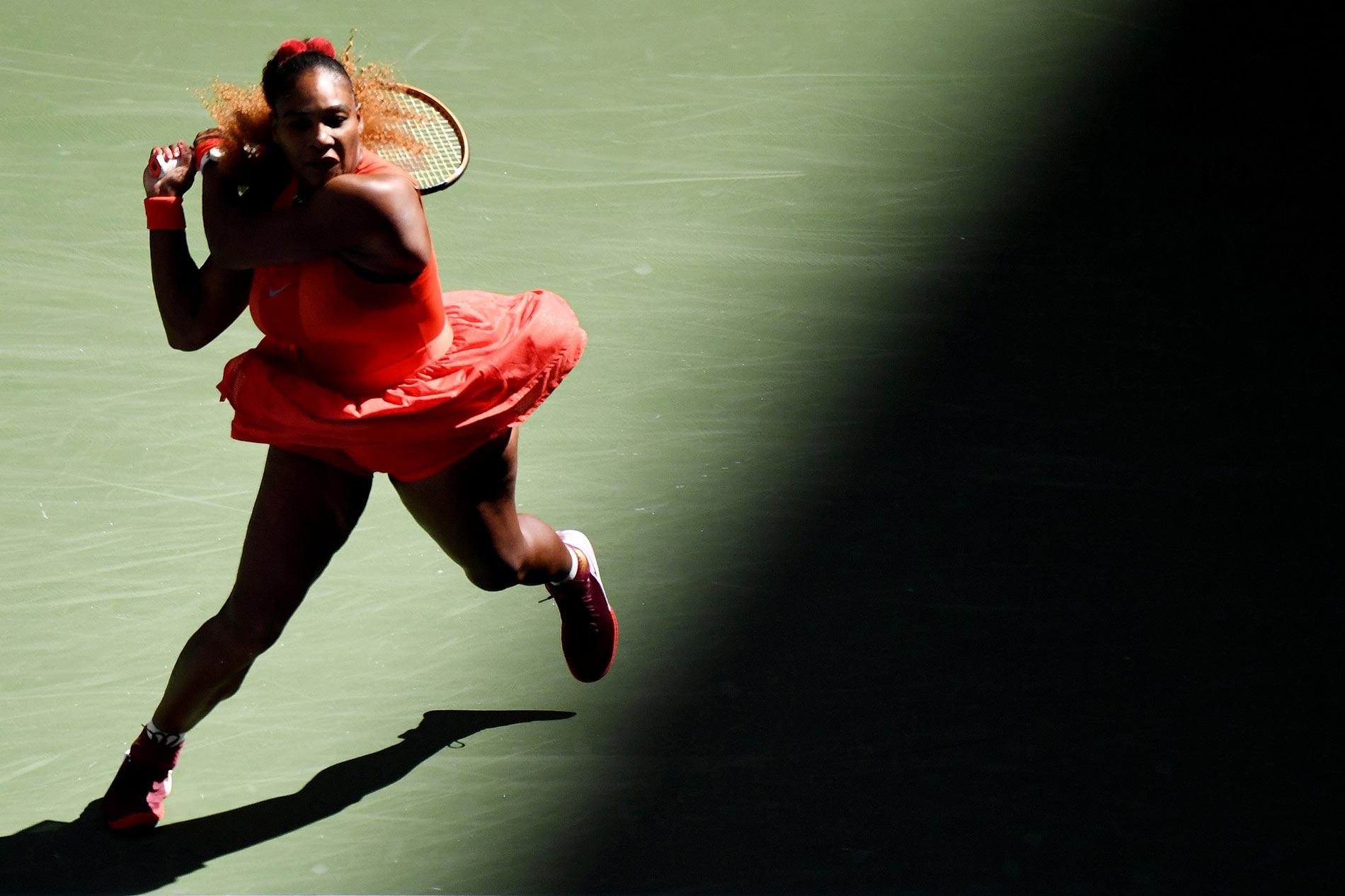 Serena Williams at 2020 US Open