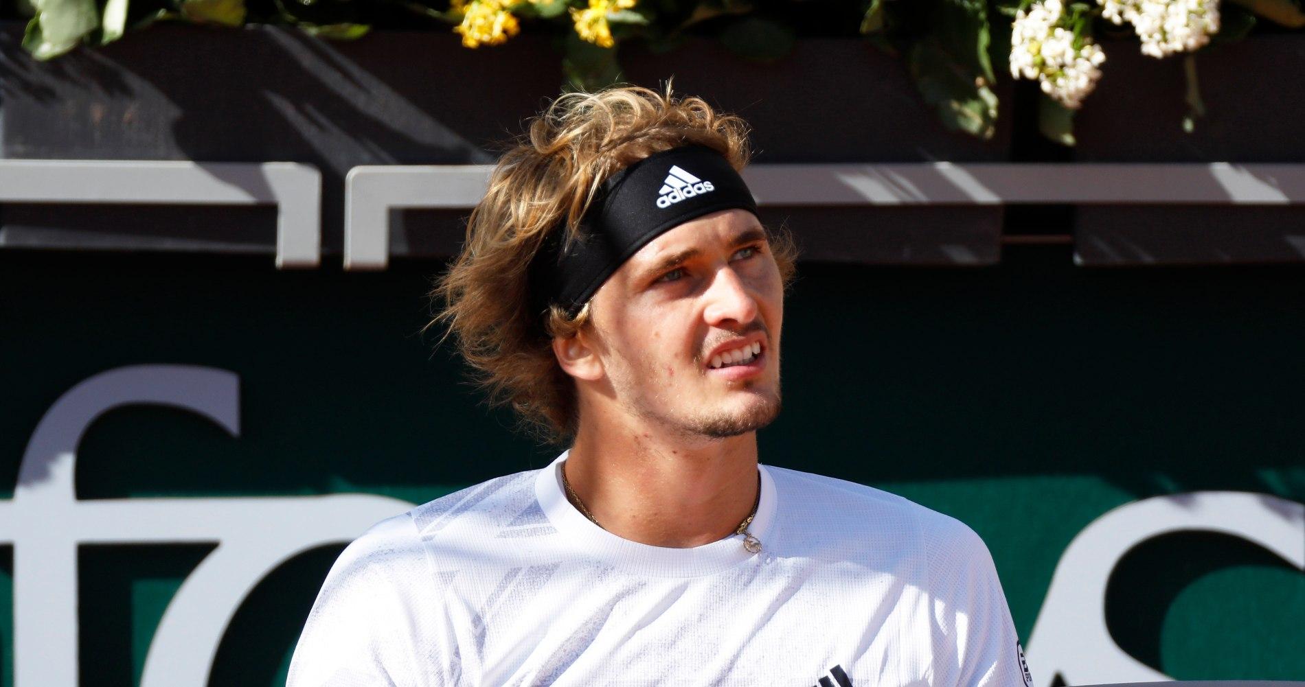 Alexander Zverev, Roland-Garros 2020