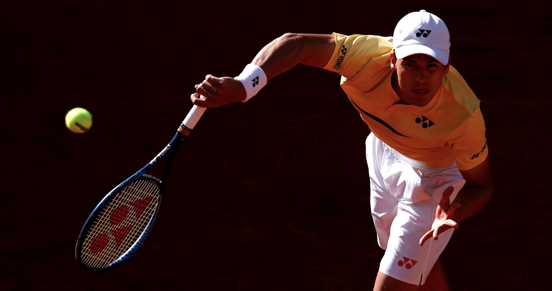 Peter Altmaier, Roland-Garros 2020