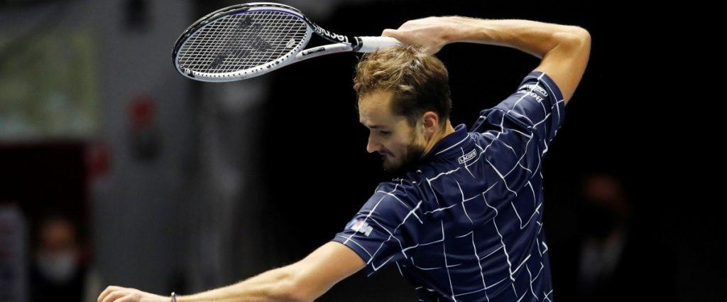 ATP - Vienne : Medvedev