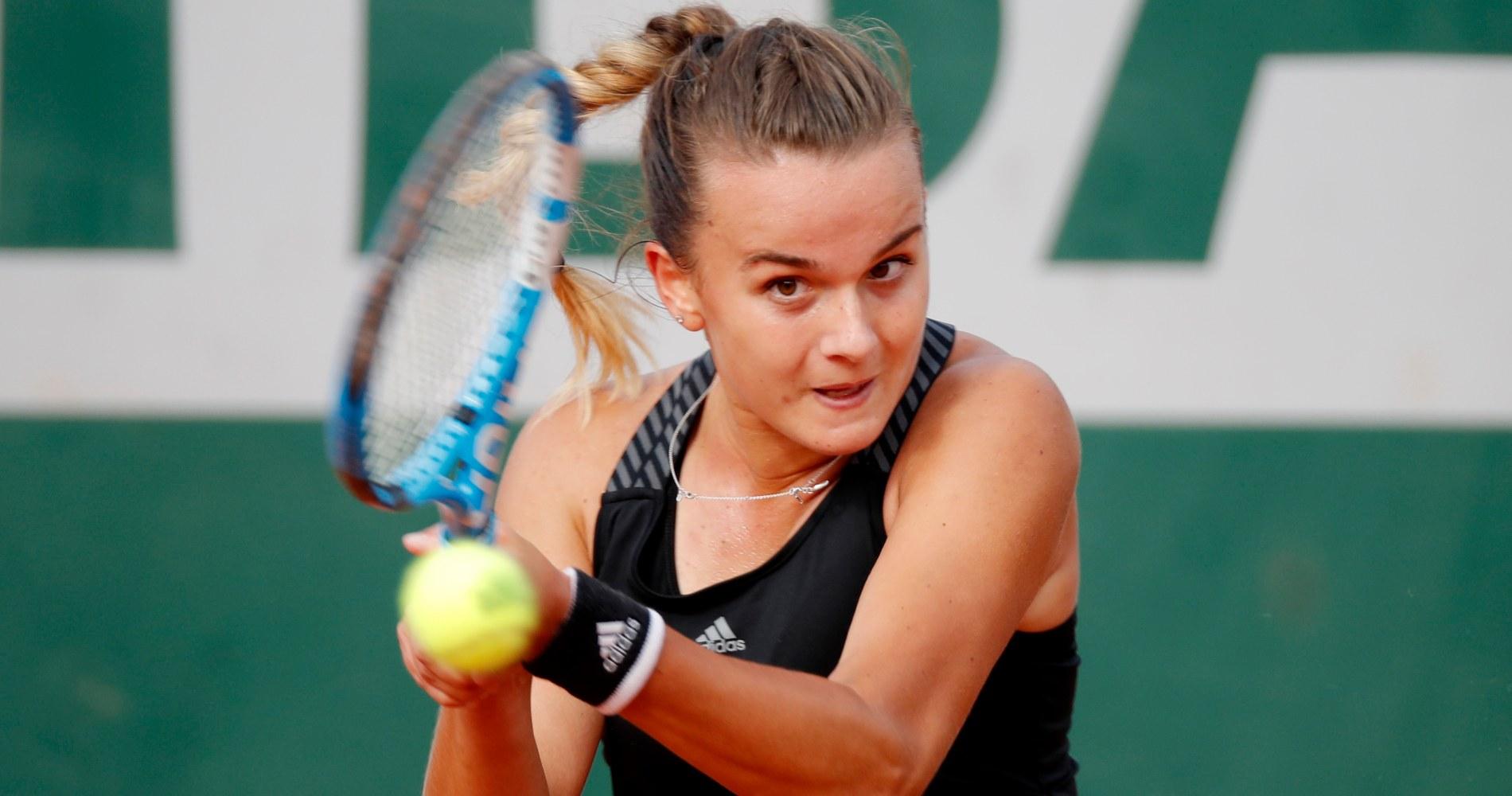 Burel Roland Garros 2020