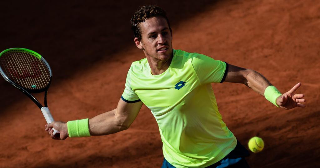 Roberto Carballes Baena, Roland-Garros 2020