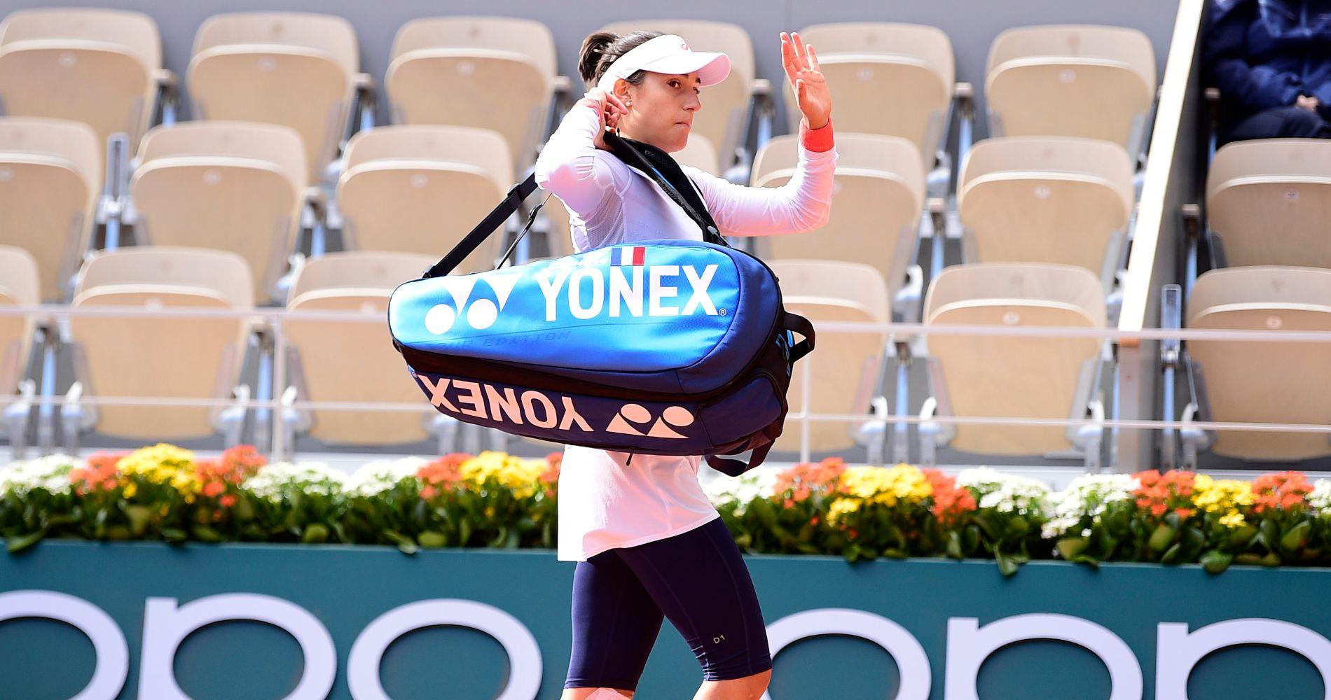 Caroline Garcia, Roland-Garros 2020