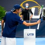 Alex de Minaur vs Richard Gasquet, UTS3 Final