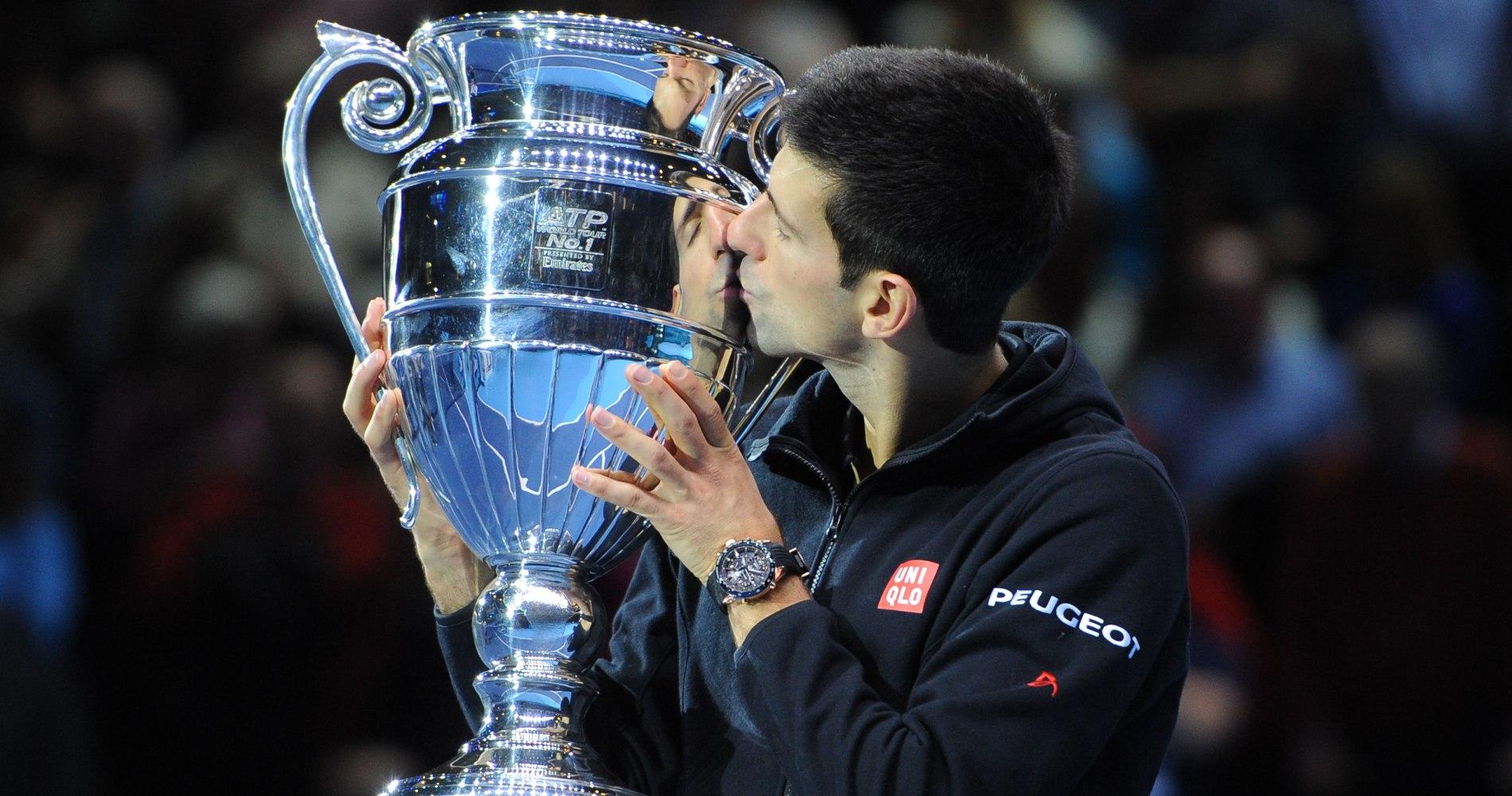Djokovic ATP Finals 2014