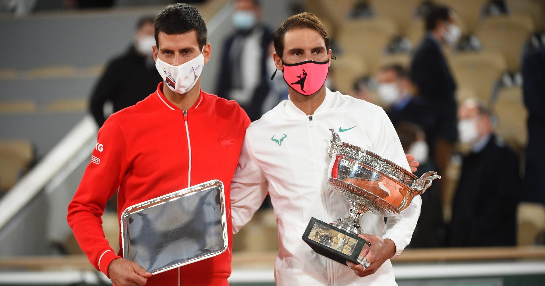 Djokovic - Nadal - Roland-Garros 2020