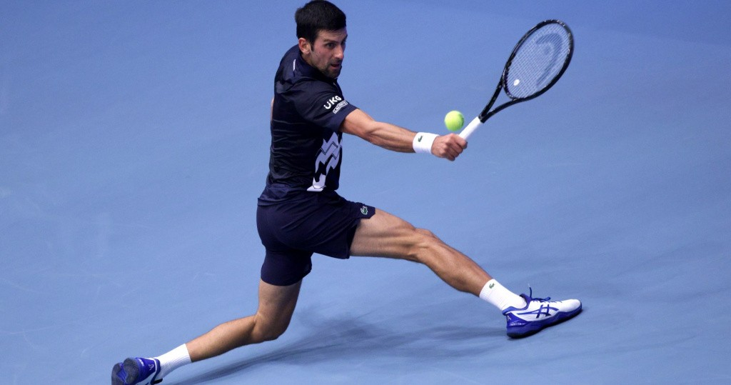 Djokovic Vienne 2020