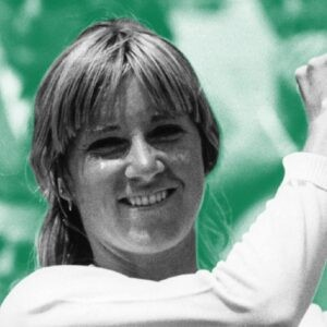 Chris Evert, On This Day