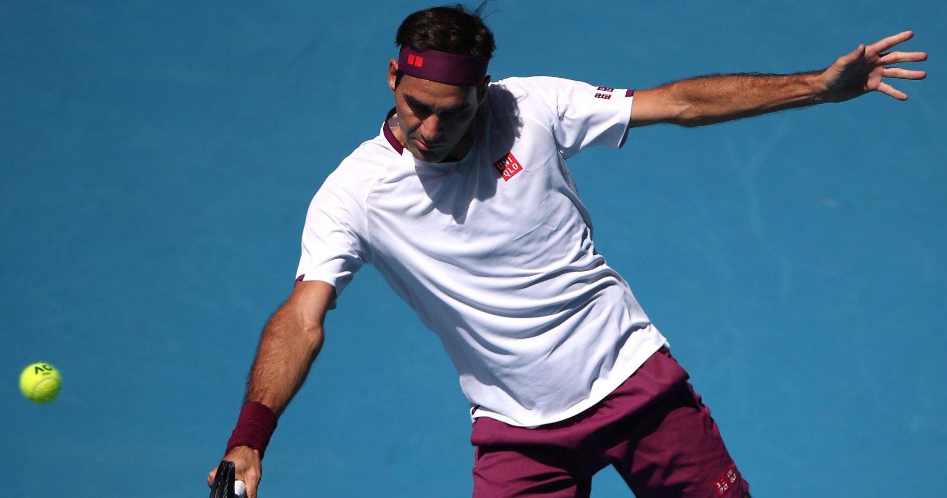 Roger Federer, Open d'Australie 2019