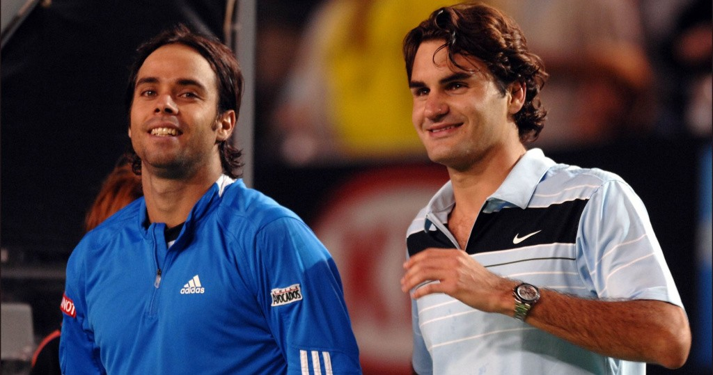 Federer Gonzalez Australian Open 2007