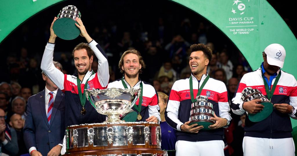 Gasquet Davis Cup 2017