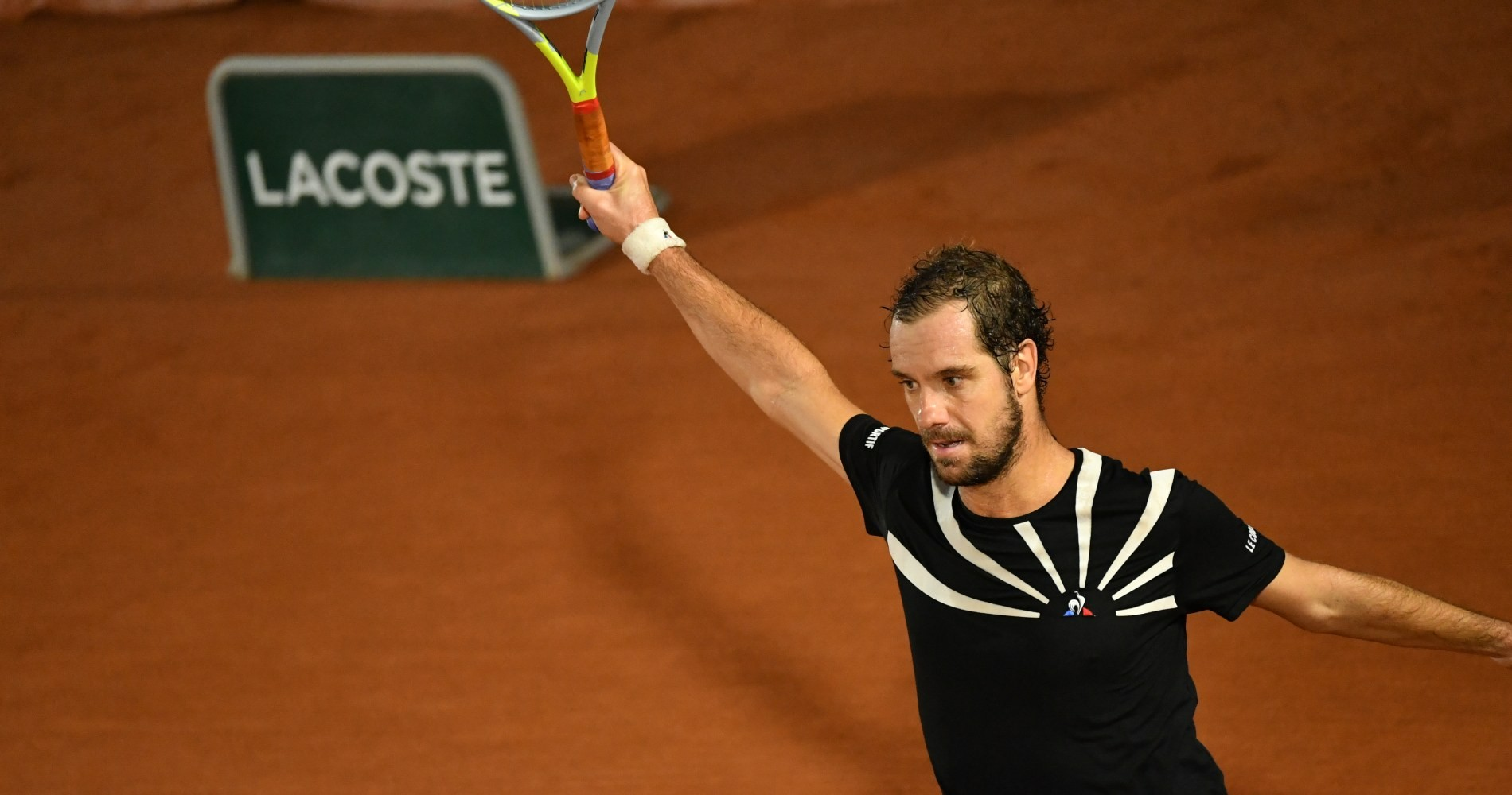 Gasquet Roland Garros 2020
