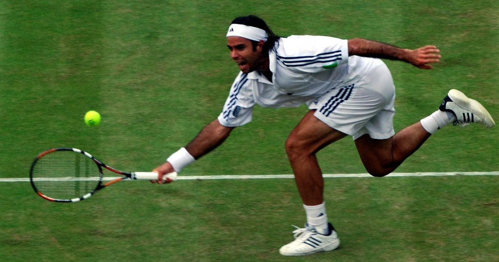 Gonzalez Wimbledon 2005