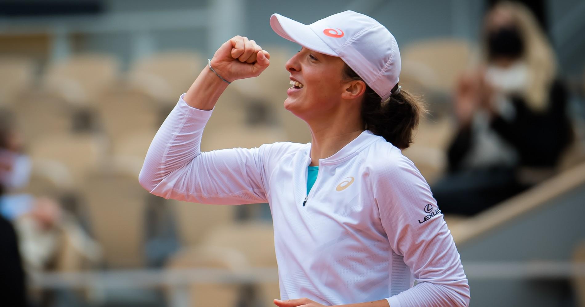 Iga Swiatek, Roland-Garros 2020