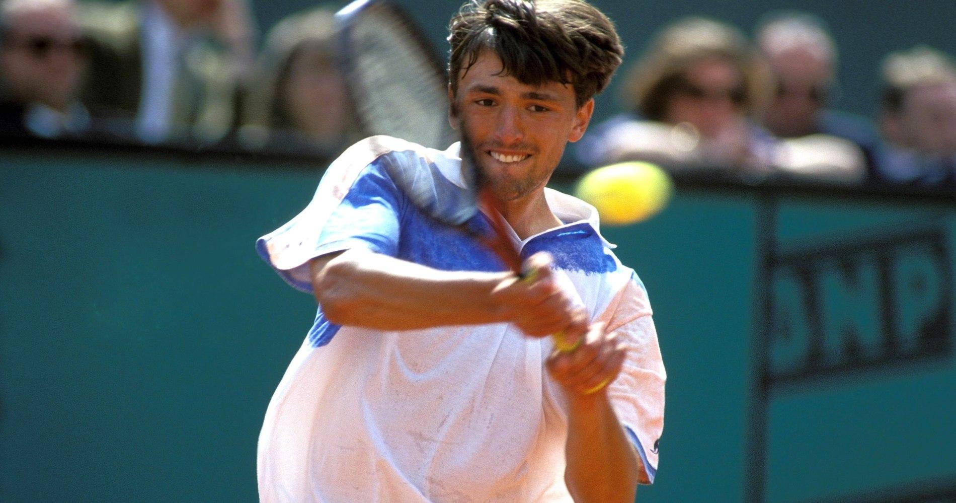 Goran Ivanisevic, Roland-Garros 1993
