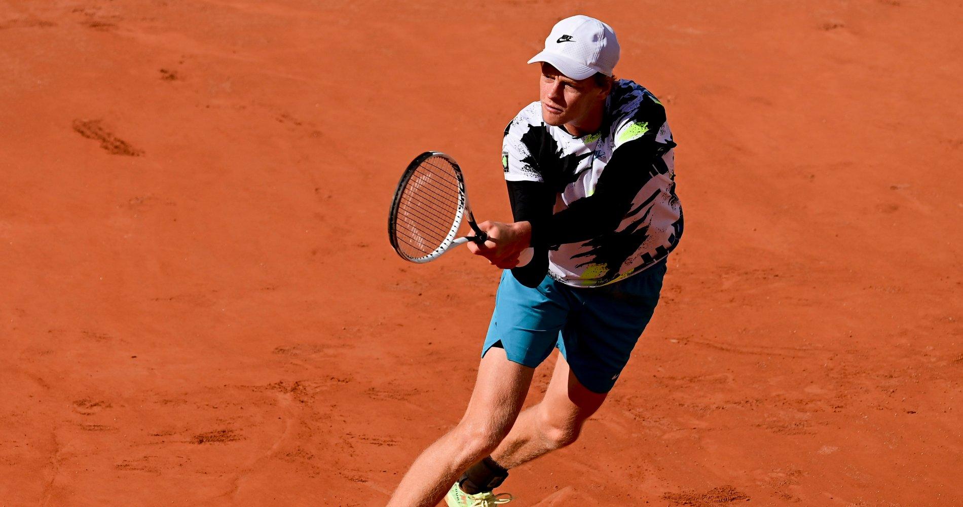 Jannik Sinner, Roland-Garros 2020