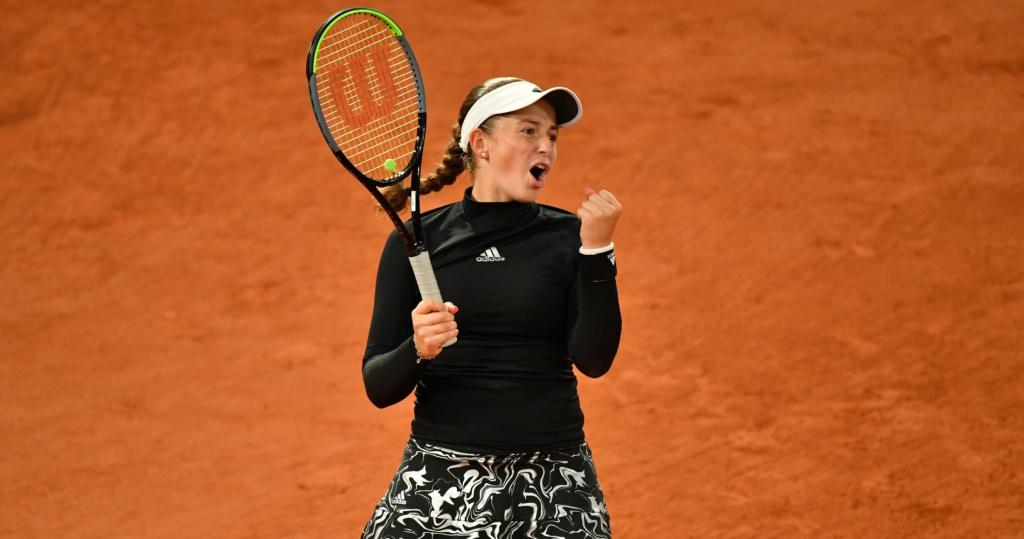 Jelena Ostapenko, Roland-Garros 2020