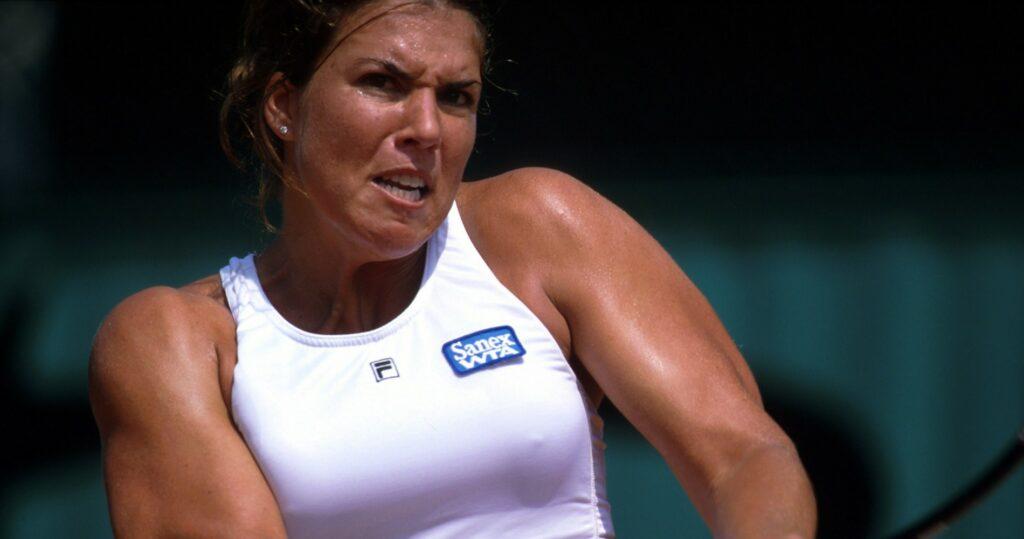 Jennifer Capriati, Roland-Garros, 2000