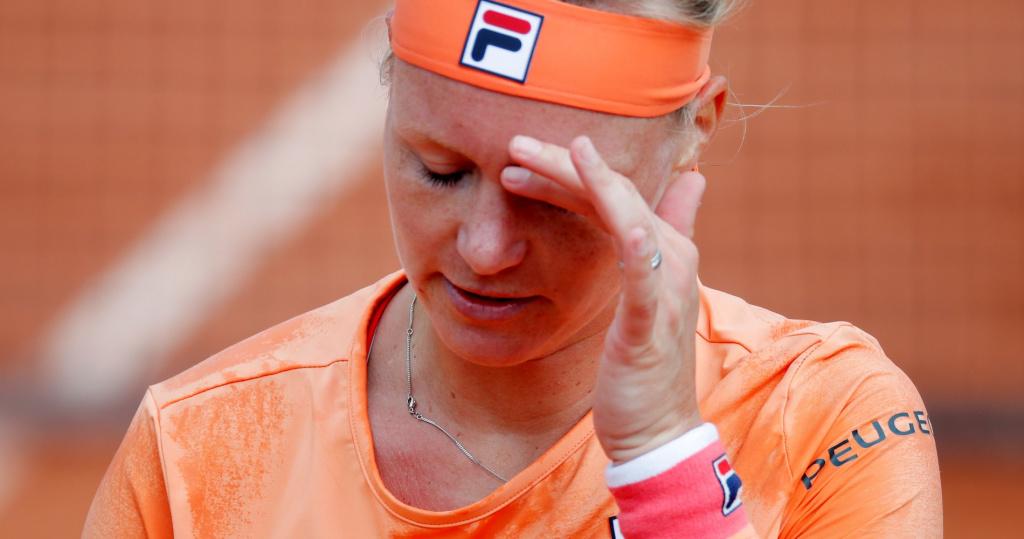 Kiki Bertens, Roland-Garros 2020