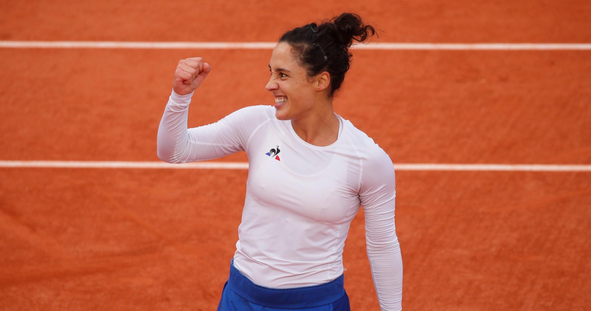 Martina Trevisan, Roland-Garros 2020