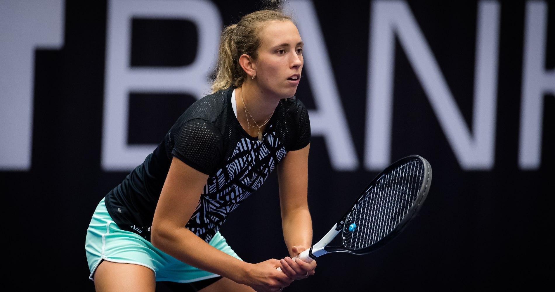 Elise Mertens, Ostrava 2020