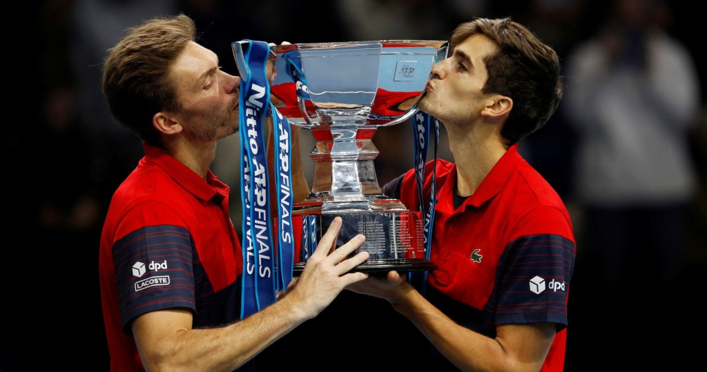 Nicolas Mahut & Pierre-Hugues Herbert, ATP Finals 2019