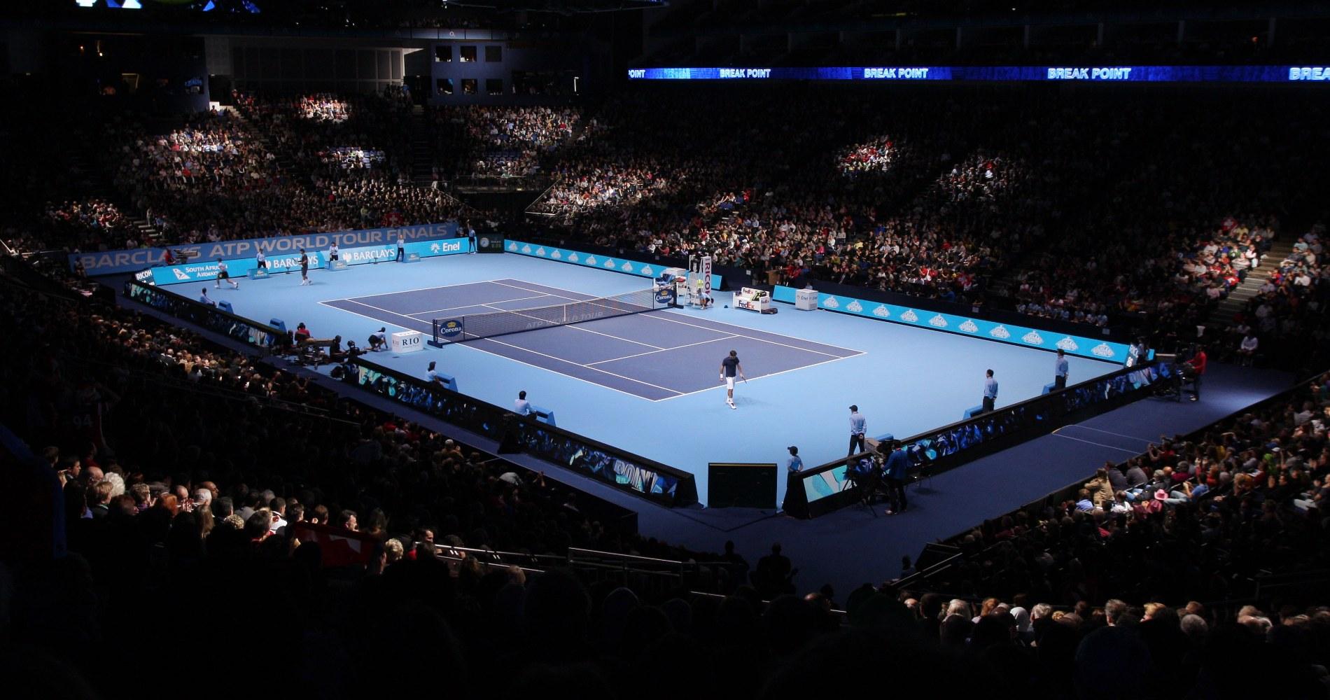 Nitto ATP FINALS 2011