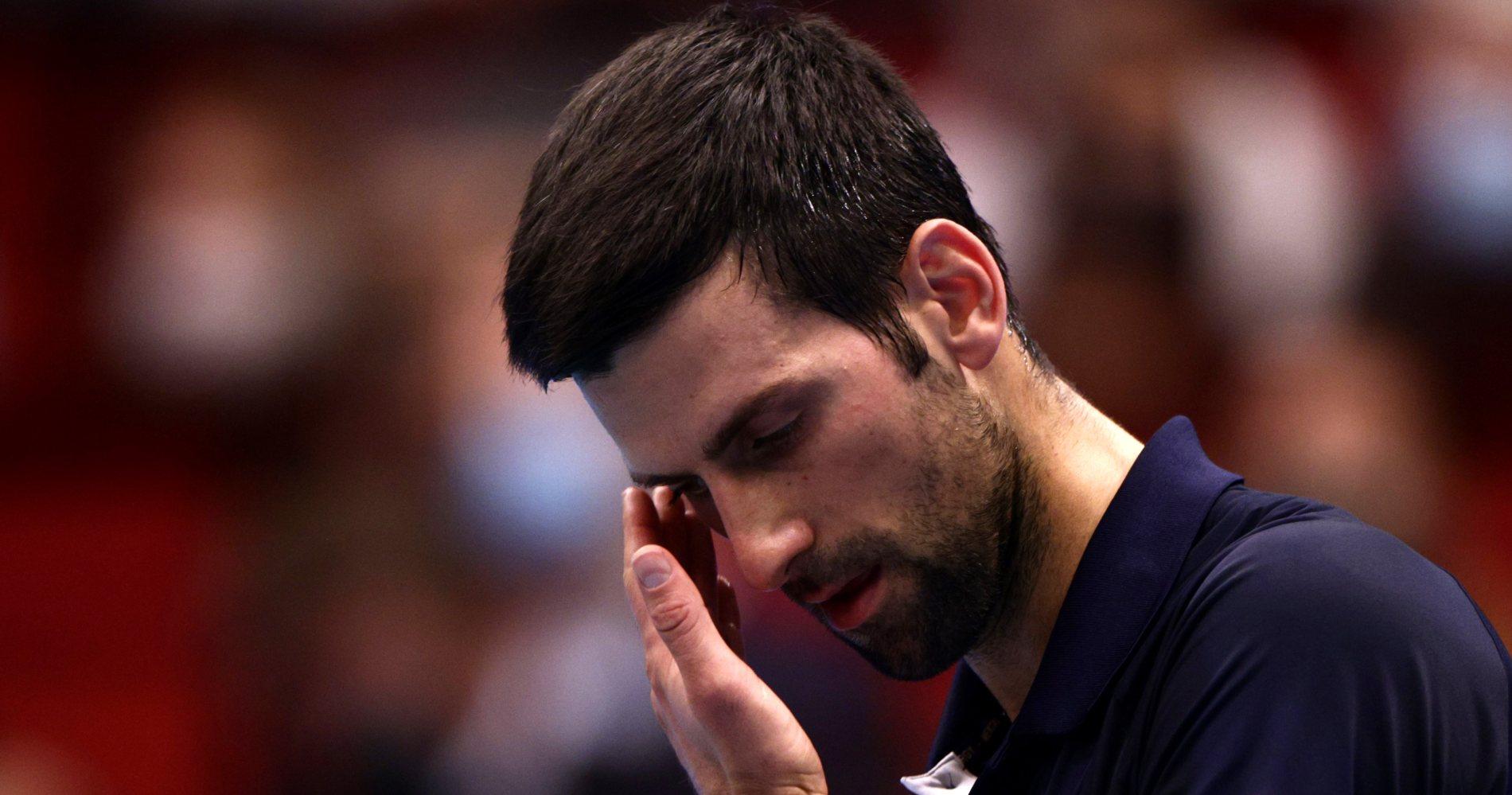 Novak Djokovic - Vienna 2020