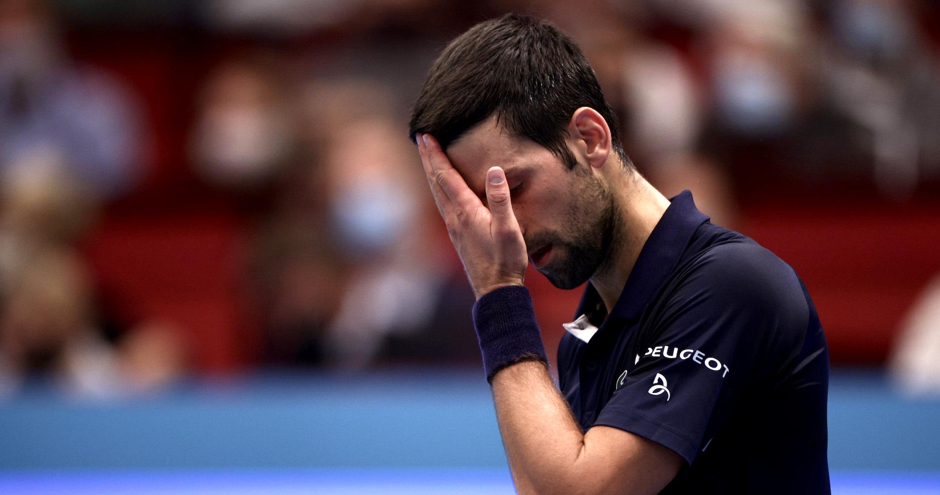 Erste Bank Open - Djokovic